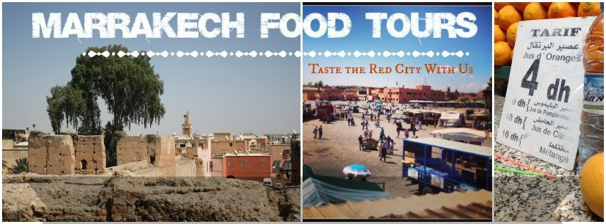 Marrakech Food Tour Header