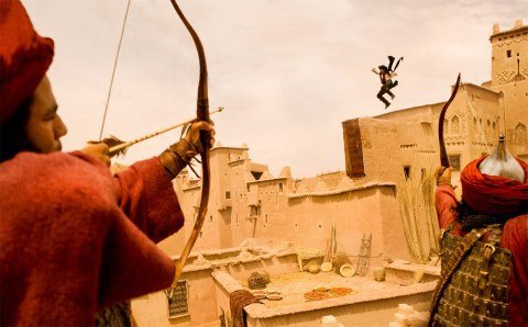 Prince of Persia Morocco