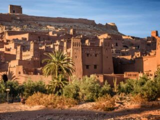 Tackling Ait Ben Haddou Cover
