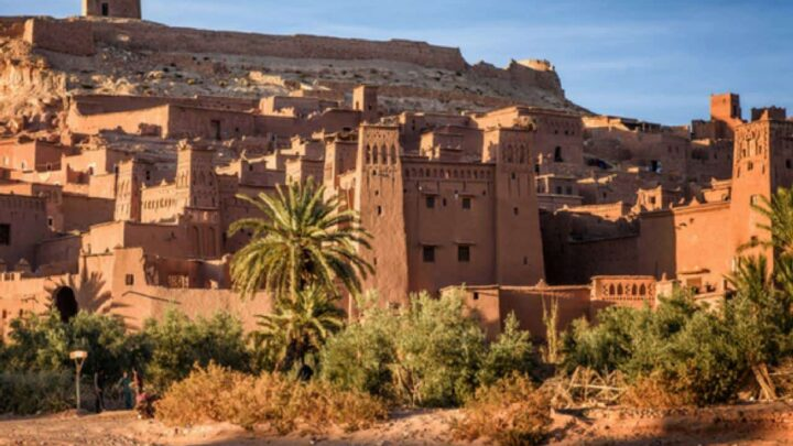 Tackling Morocco's Movie Set at Ait Ben Haddou