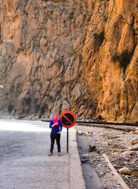 Todgra Gorge