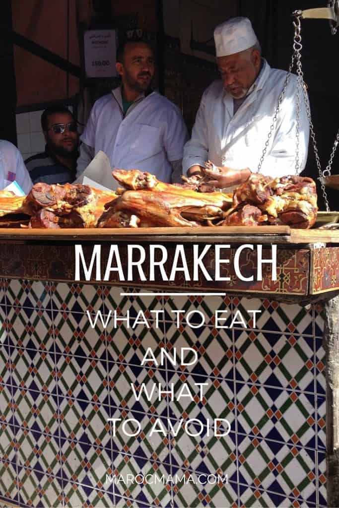 What to Eat and What to Avoid in Marrakech