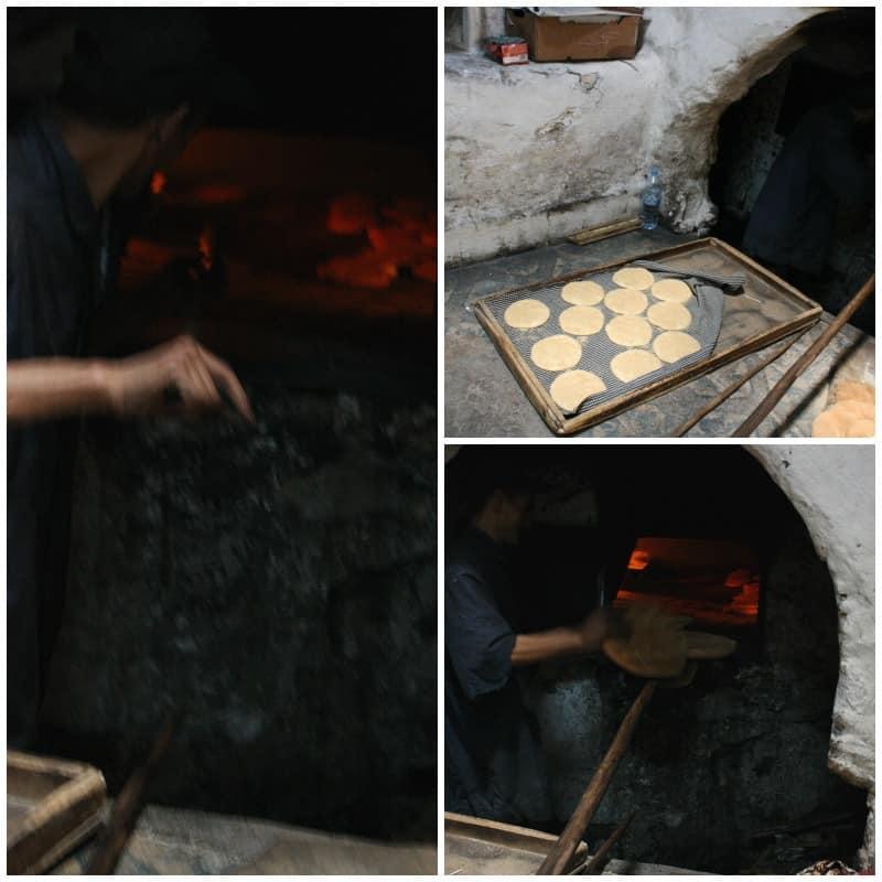 Bread Baking in Fez