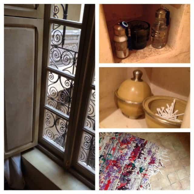 Details of a Riad