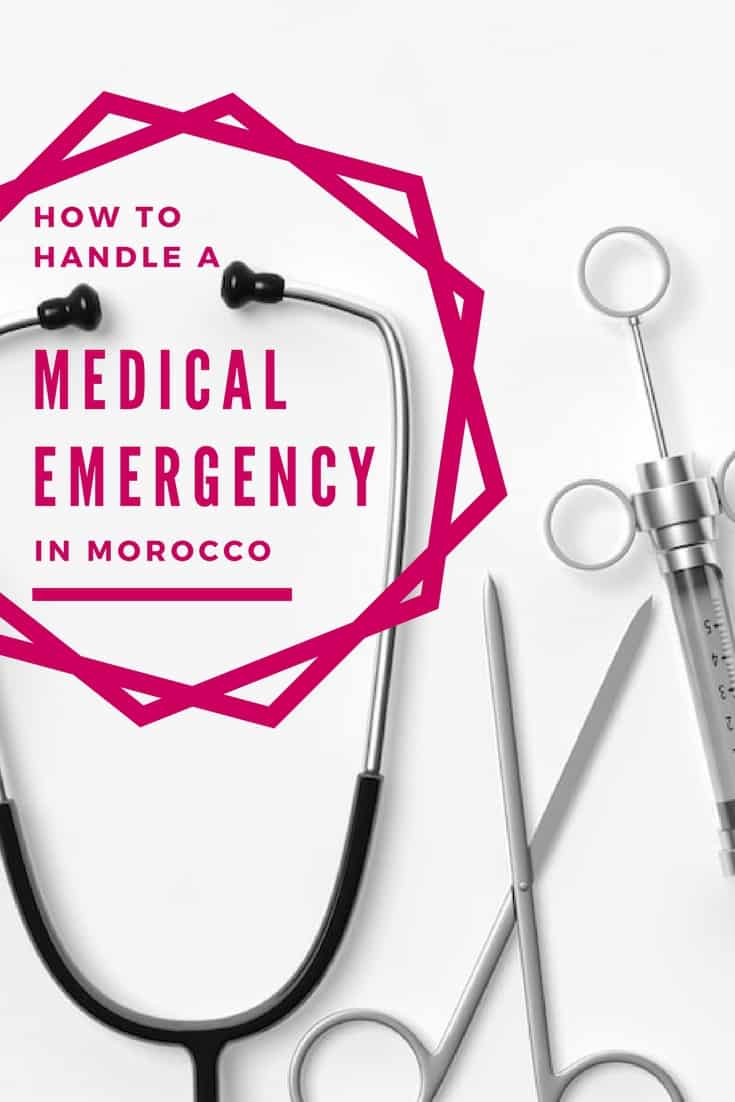 Your guide to handling medical emergencies in Morocco. Know where to go and what to do if you get sick and understand the healthcare system before you go.