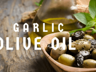 How to Make Garlic Infused Olive Oil_COVER