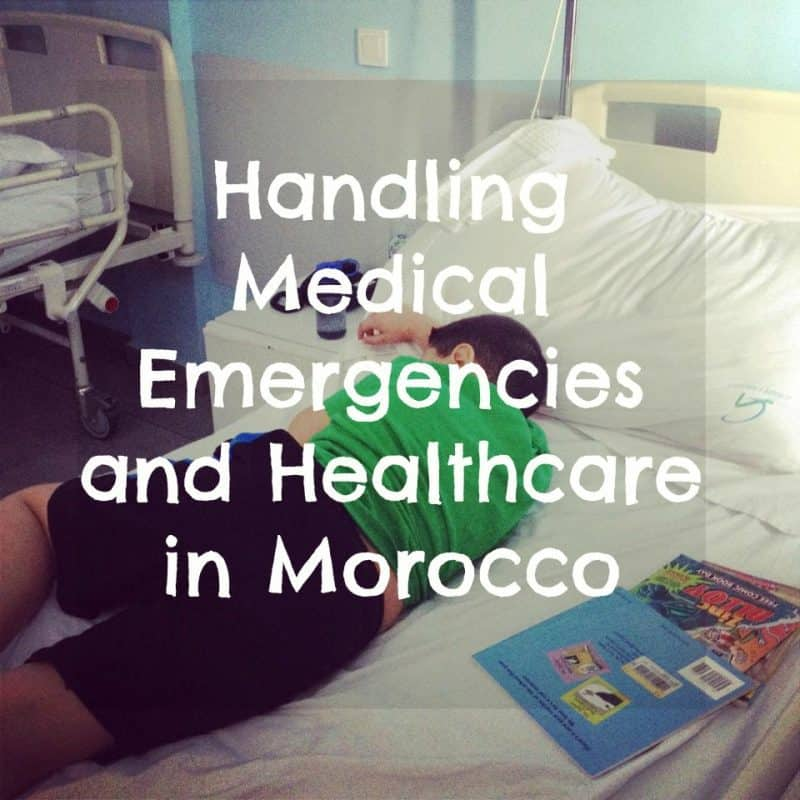 Handling Medical Emergencies and Healthcare in Morocco
