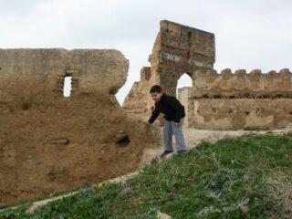 Ruins in Fez