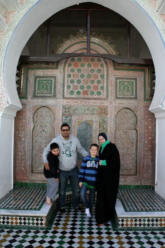 al karouine mosque