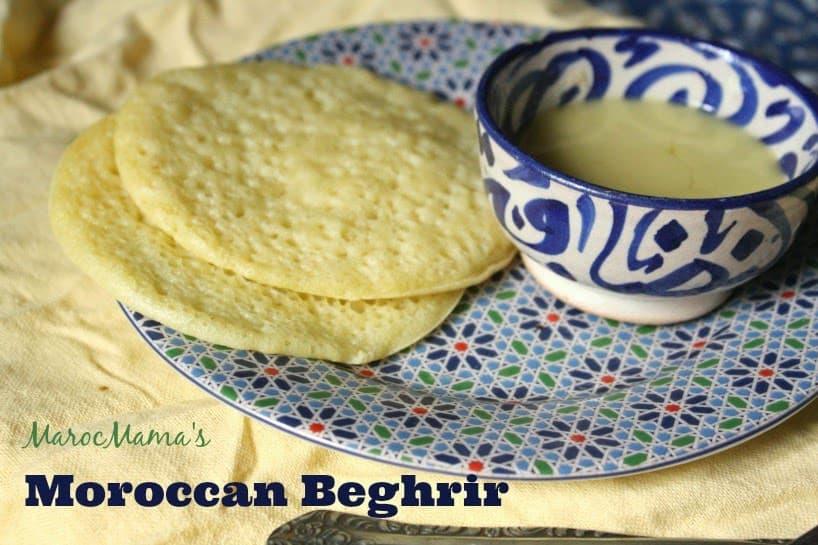 Moroccan Beghrir