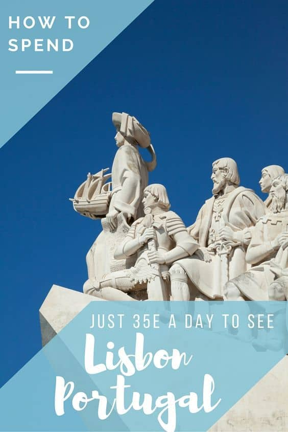 How to See Lisbon on 35 euro