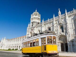 Monastery Jeronimos Lisbon