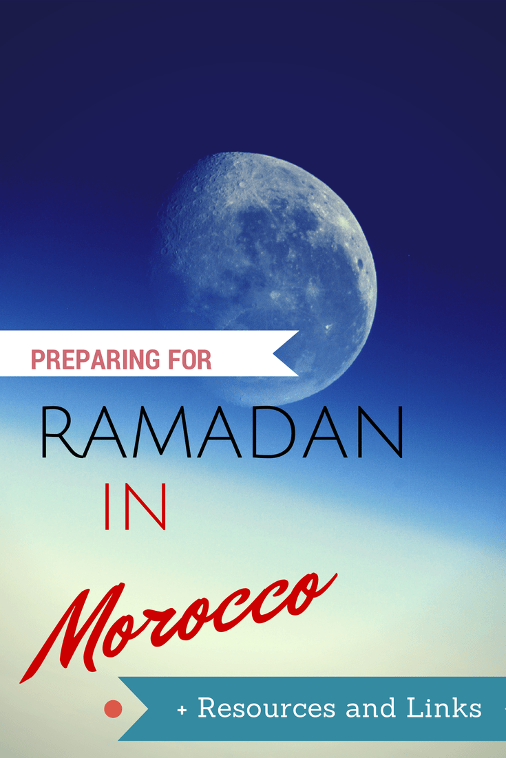 Preparing for Ramadan in Morocco