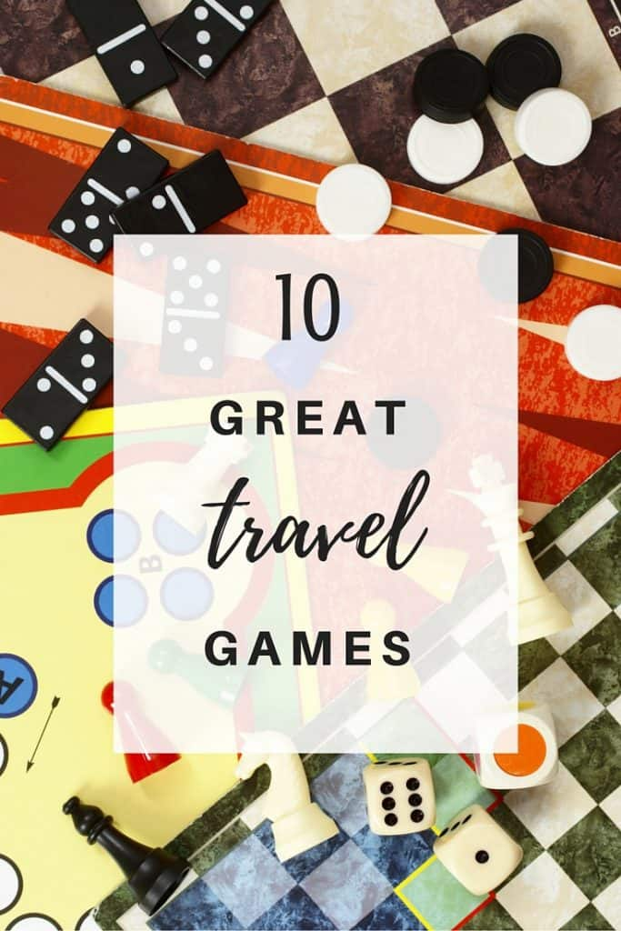 10 Great Travel Games