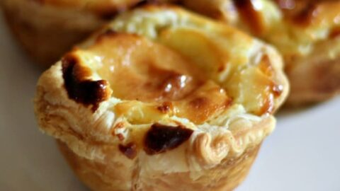 Make Your Own Pasteis de Nata