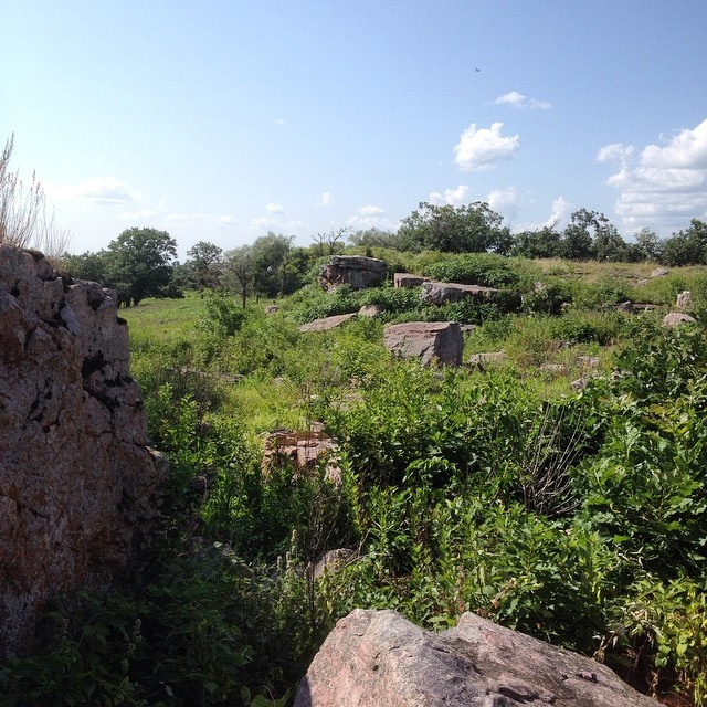 I am ashamed to admit I've visited few National Parks. We very randomly stopped here today. It was beautiful and so interesting! #usa #midwest #minnesota #nationalpark #nature #native #travel Pipestone National Park