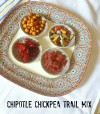 Chipotle Chickpea Trail Mix with Saffron Road Crunchy Chickpeas
