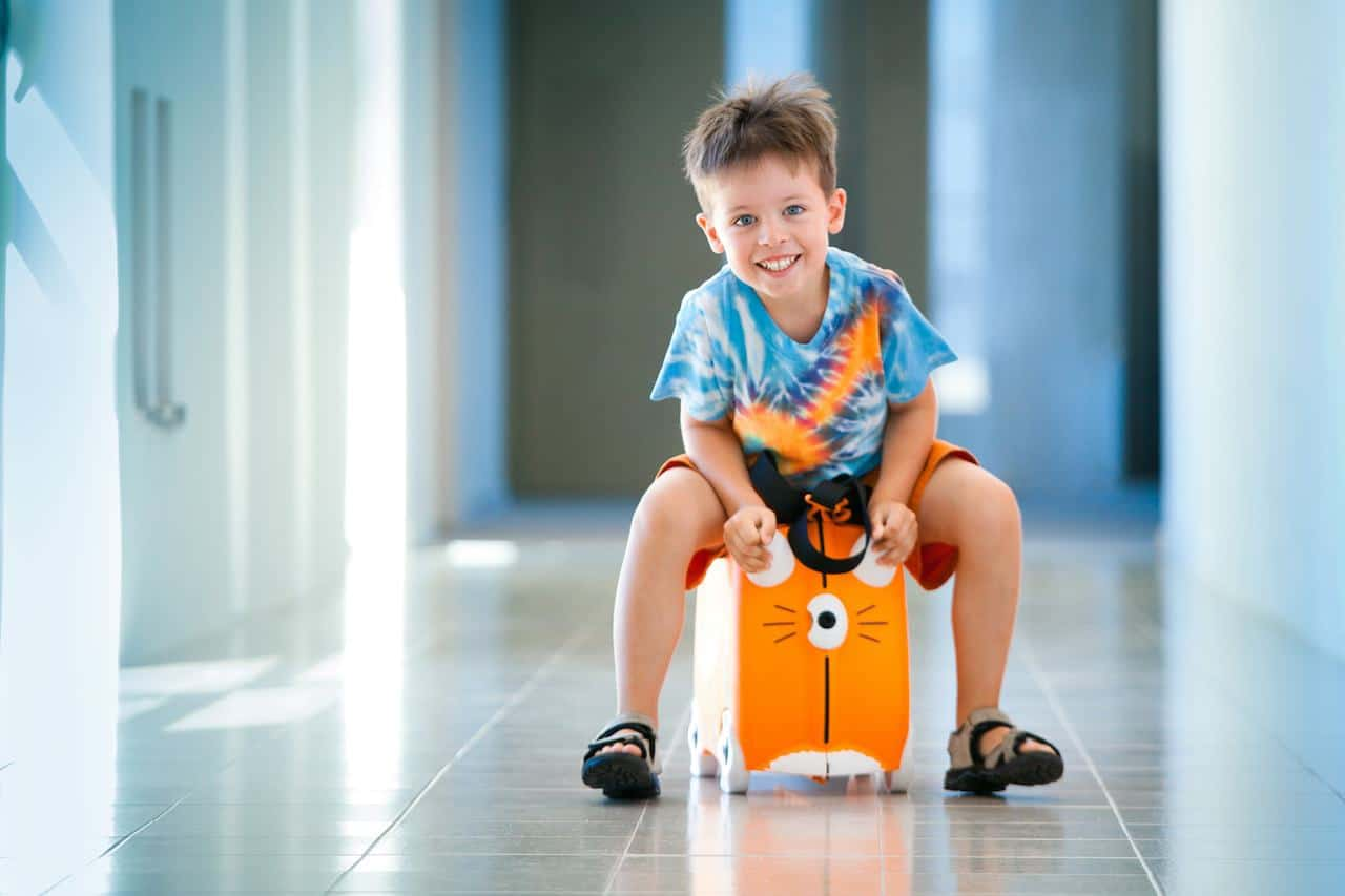 5 Tips for Carry-on Bags and International Flights with Kids