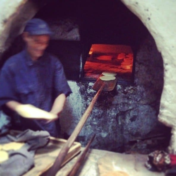 Bread Oven in Marrakech