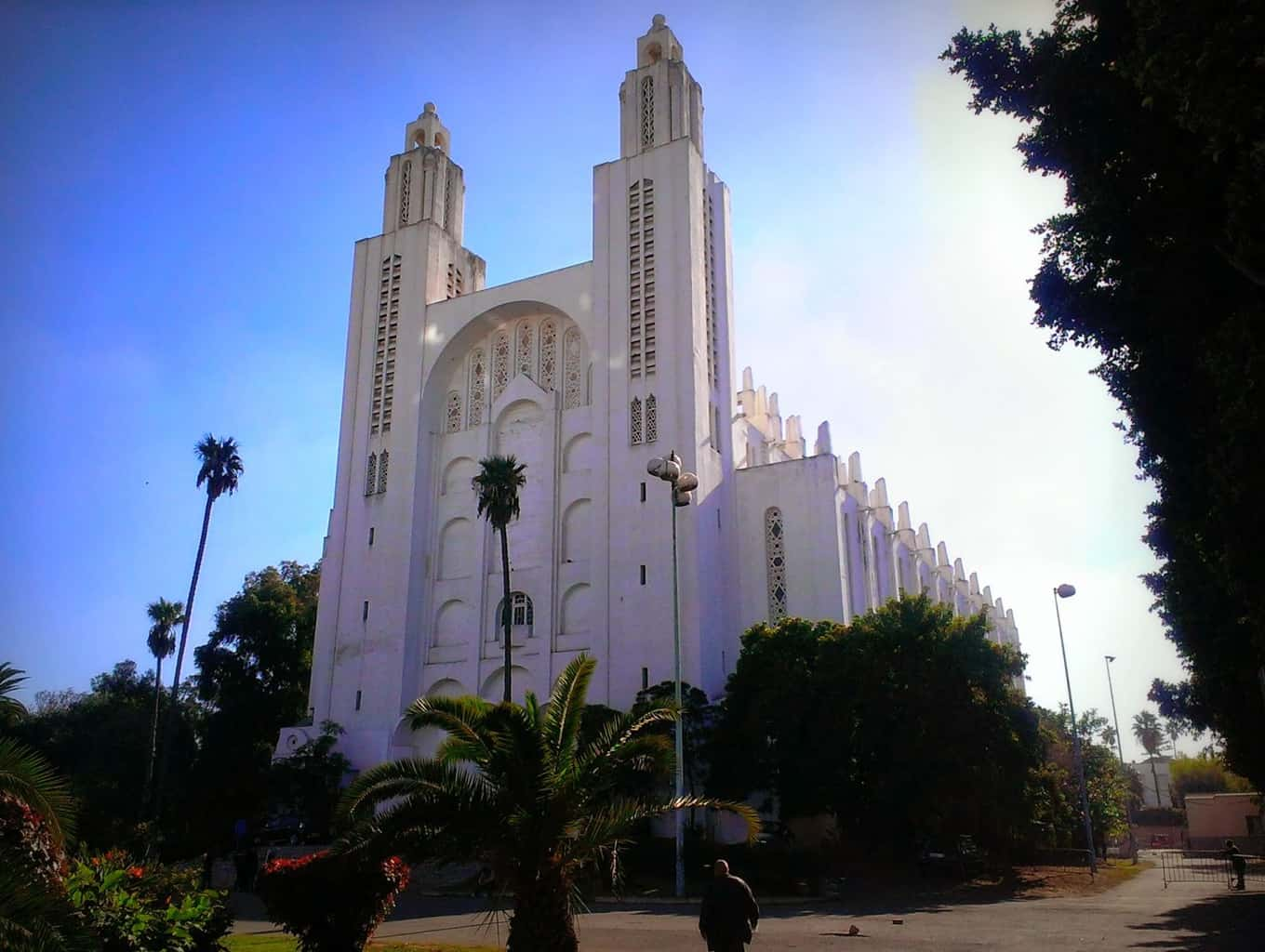 Religion in Morocco Myths - The Casablanca Cathedral