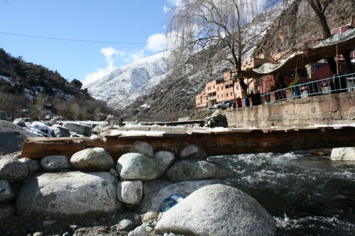 Marrakech Day Trips Ourika Valley