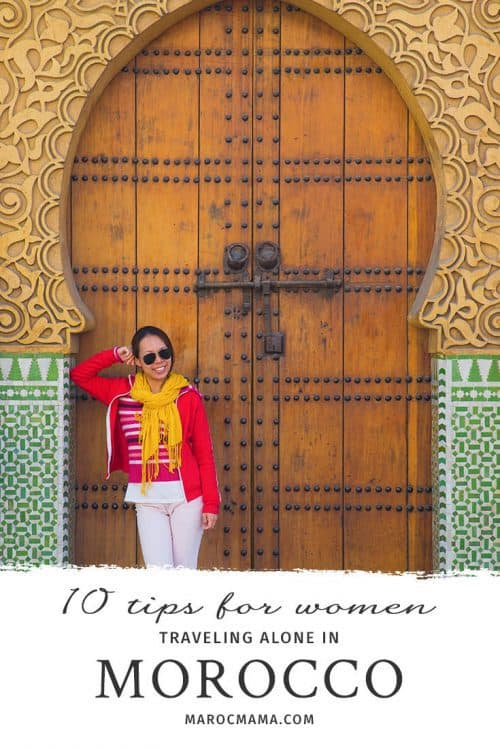Women visiting Morocco, this one is for you! Whether you come alone, with friends or a partner these tips will help you have a great time and feel comfortable too.