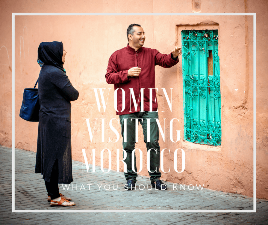 Marrakech for Women Traevelers