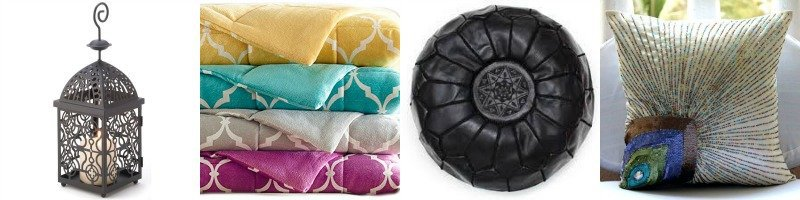 Moroccan Homegoods Gifts