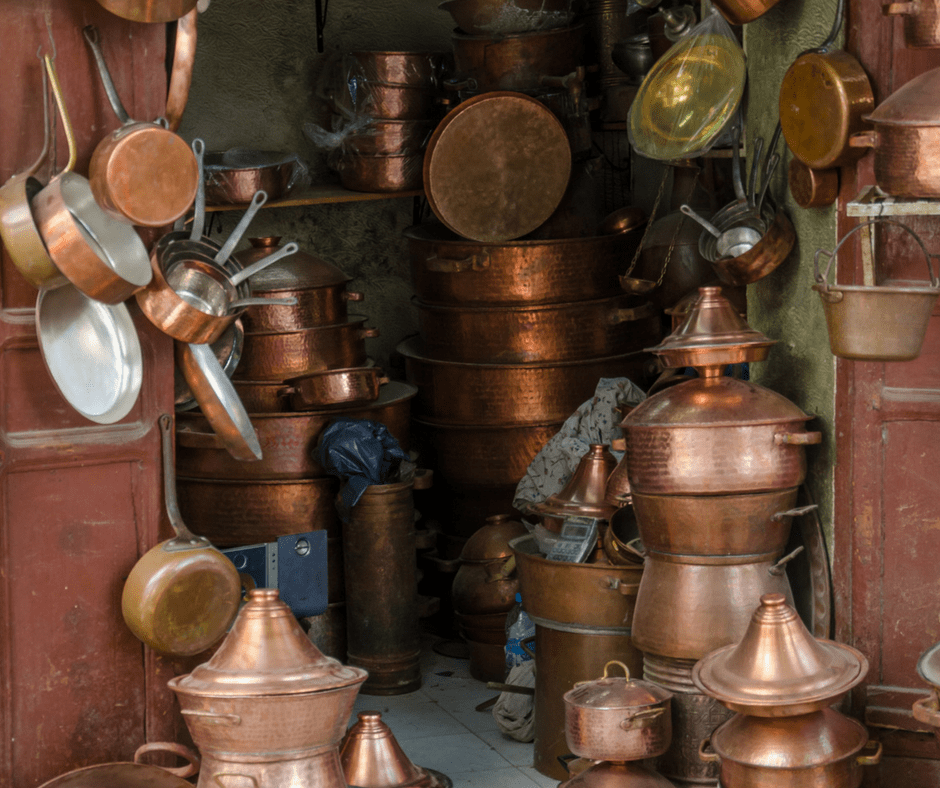 Moroccan Metalworks