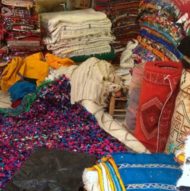 Rugs In Morocco