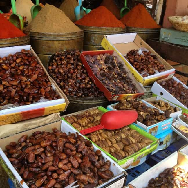 Spices and Dates