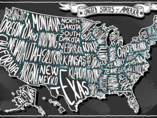 The US is bigger than you think