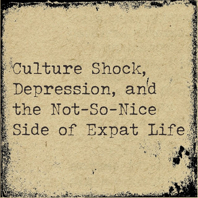 #ontheblog today. An honest loo at the emotional roller coaster since becoming an #expat (link in profile). Let me know if you've gone through similar experiences. #depression #expatlife #international #challenges #struggles