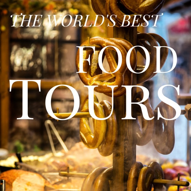 I've got some great weekend reading for you on my favorite subject - FOOD! Discover some of the best in the world and what makes a great food tour. Link in my profile. #foodie #igfood #travel #marrakechfoodtours #foodietravel #eat #nom #foodtour #europe #canada #unitedstates