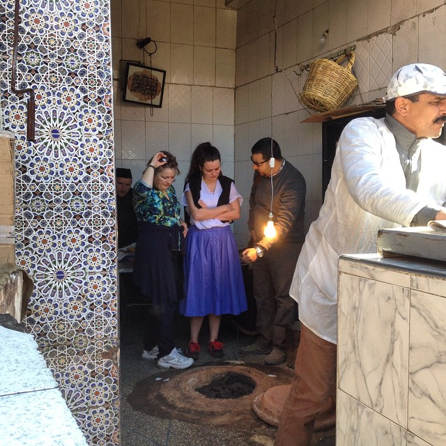 Spending your holidays in Marrakech? We've got a few spots on our #marrakechfoodtour during the season but sign up fast! (Marrakechfoodtours.com) eat where locals eat and see behind the scenes! #marrakech #morocco #foodie #travel
