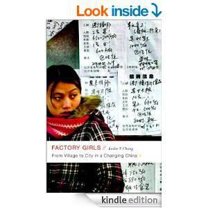 Factory Girls: Books that Inspire Travel