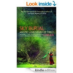 Sky Burial: Books that Inspire Travel