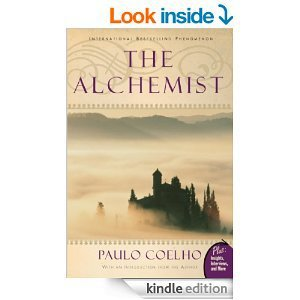 The Alchemist: Books that Inspire Travel