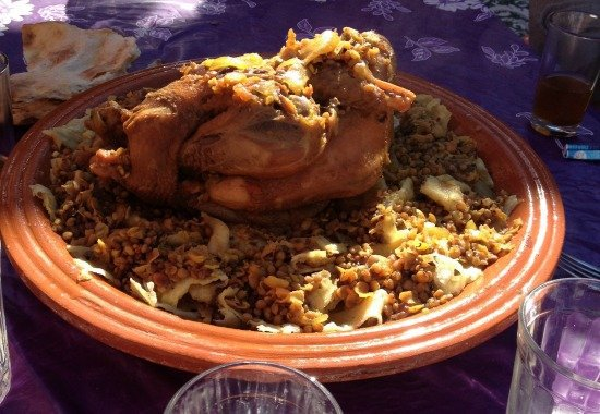 Moroccan Food You Won't Find in Restaurants- Rfisa