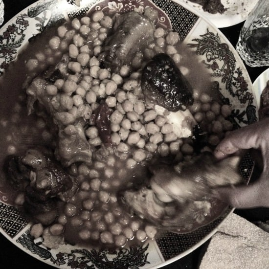 Moroccan Food You Won't Find in Restaurants - Lkor3in