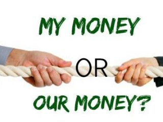 My money or our money: navigating financial issues in a cross cultural marriage