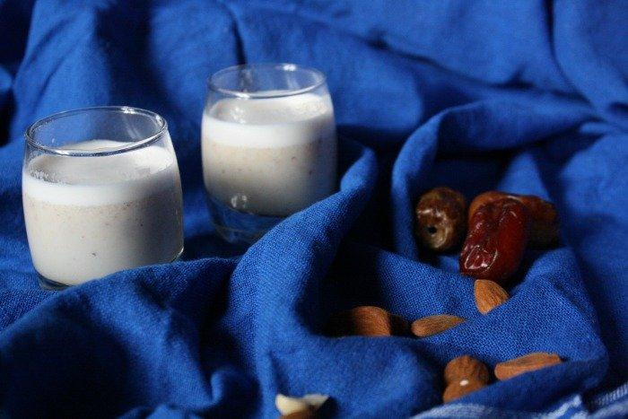 Moroccan Almond Date Milk
