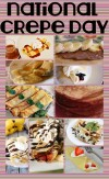 10 Easy Crepe Recipes for National Crepe Day