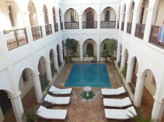 Marrakech Hostels: Equity Point Marrakech