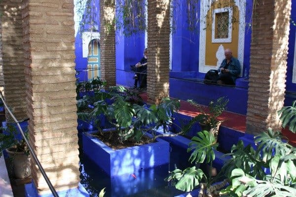Majorelle Jardin Marrakech