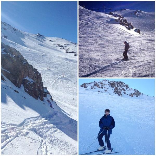 Skiing Mt. Toubkal Morocco
