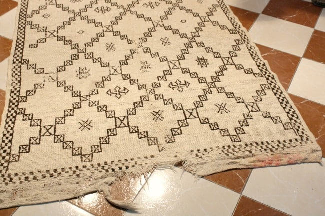 Beni Ourani Flat Weave