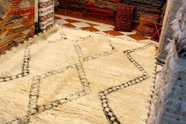 My Favorite Styles Of Moroccan Rugs