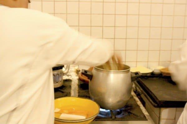Couscous at Dar Cigognes