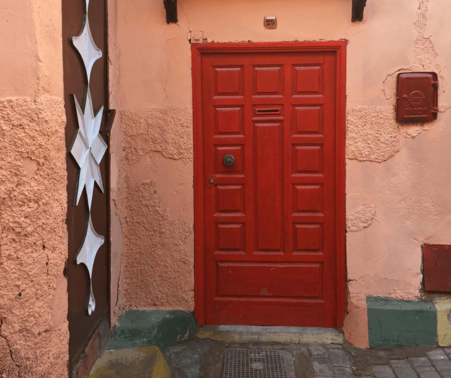 Front Door Vintage Moroccan Rugs
